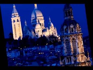 Париж, Paris, французские песни  - Жеже де Монмартр