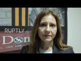 Greece: Donetsk People's Republic office opened in Athens