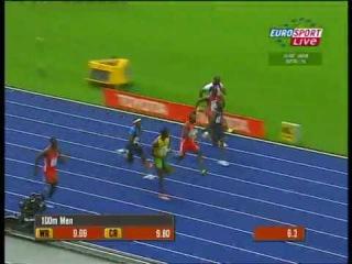 Usain Bolt 100M Berlin 2009