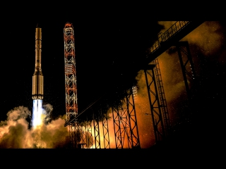 """Ракета-носитель """"Протон-М"""" вывела на орбиту спутник"""