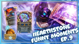 Al'Akir the Windlord and Runespear - Hearthstone Funny Moments - Ep. 9
