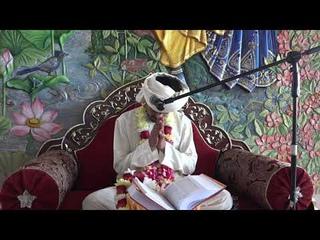 Матхура Бихари  Шримад Бхагаватам День третий часть 1
