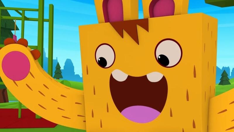 Добрые мультфильмы для детей ЙОКО Большой сборник мультиков про игры и приключения