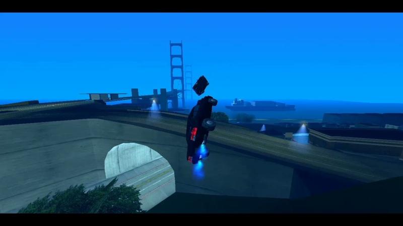 Epic Stunts Street Racers San Andreas SAMP