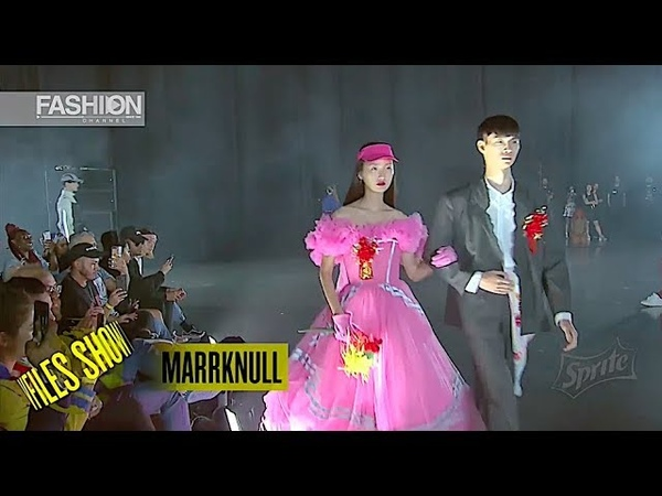 MARRKNULL The VFiles Show Spring Summer 2019 New York Fashion Channel