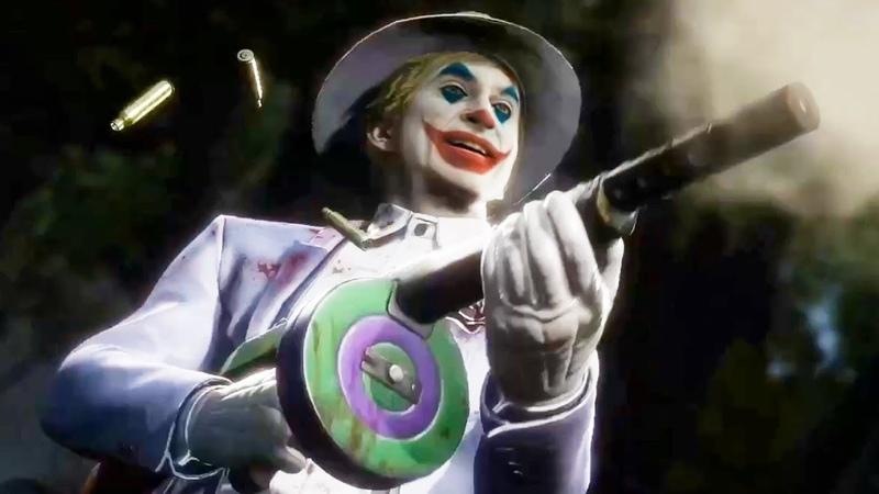 MK11 Joker Hollywood Skins Joaquin Phoenix Jack Nicholson Heath Ledger Jared Leto DeepFake