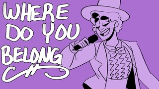 (UNFINISHED) WHERE DO YOU BELONG || mean girls animatic.