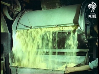 The Hole In The Macaroni Aka The Manufacturing Of Vermicelli And Macaroni (1957)