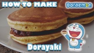 How To Make Dorayaki | Doraemon | Anime Recipes