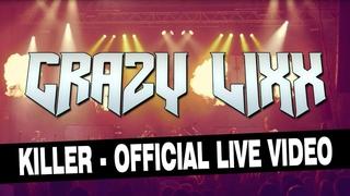 Crazy Lixx - Killer LIVE at Bang Your Head Festival 2018