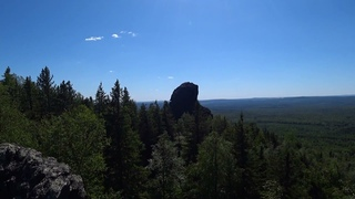 Гора Колпаки . Пермский Край