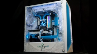Ice Age Project - The Ultimate 2000 Custom Water Cooled PC Build