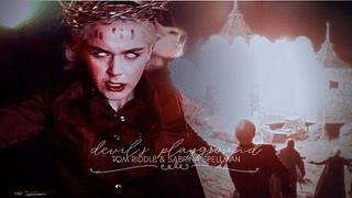 Sabrina & Tom Riddle | Devil's Playground