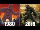 Evolution of King Kong Games 1980-2015