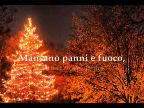 Natale Christmas Tu scendi dalle stelle
