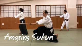 8 SUBURI Application - AIKIDO