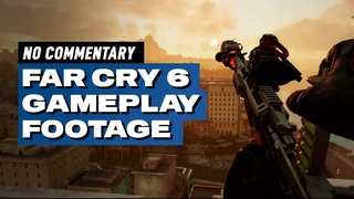 Watch the first Far Cry 6 gameplay (No Commentary) 🏝️ Almost 6 minutes of footage