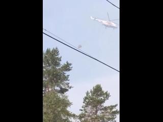 В Карелии продолжают гореть леса: охвачено почти 6 тысяч гектар.