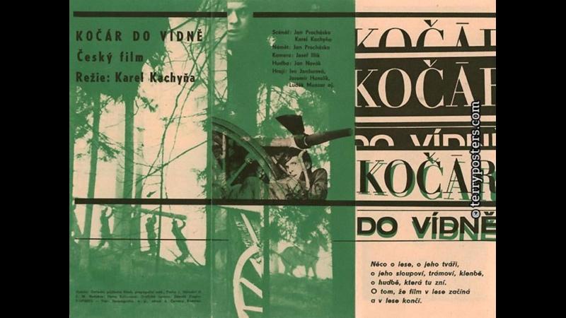 Carona para Viena 1966 Karel Kachyna Tchecoslováquia