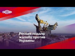 Киеву придется отреагировать на жалобу РФ в ЕСПЧ