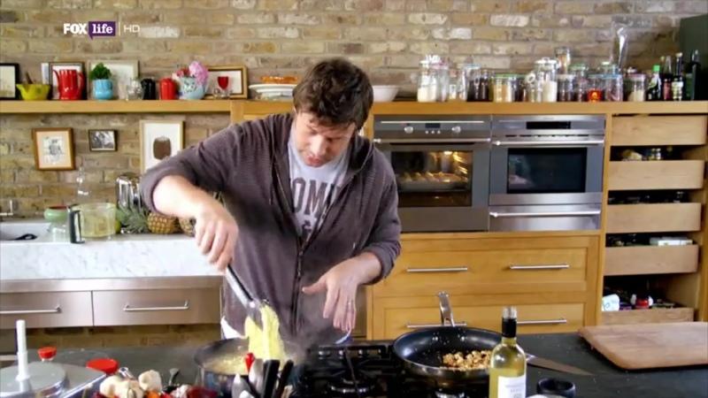 Обеды за 30 минут с Джейми Оливером 2 сезон 18 серия