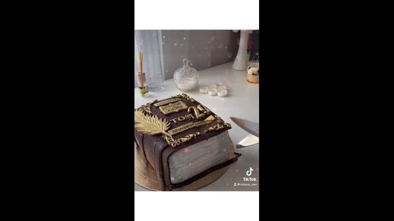 Видео от Миланы Сень