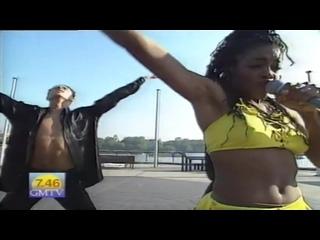 Livin Joy - Dont Stop Movin (Live Concert 90s Exclusive Techno-Eurodance GM TV Jun 1996)