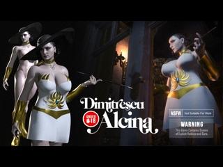 RESIDENT EVIL VILLAGE Cutscenes Lady She Ra PC Mod Showcase
