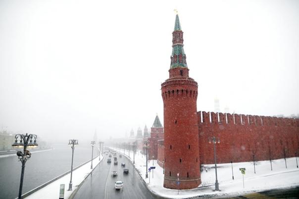 Первый снег в Москве и Московской области ожидаетс...