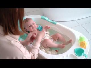 Ванночка для купания Bath Comfort Happy Baby