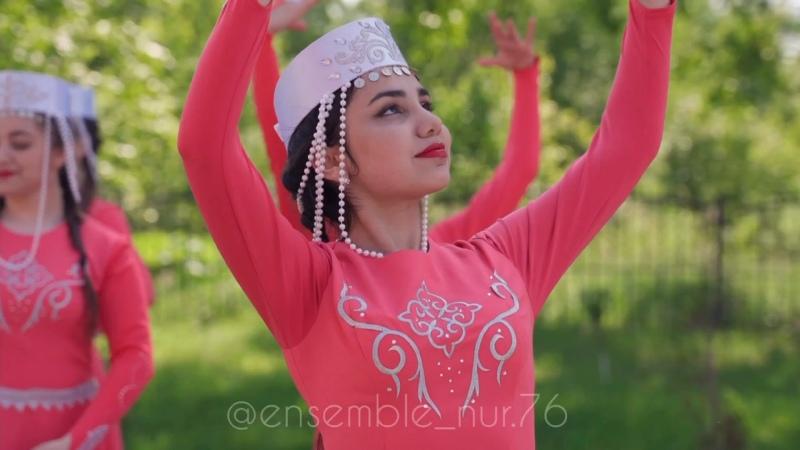 Новый набор в ансамбль Армянского танца Нур
