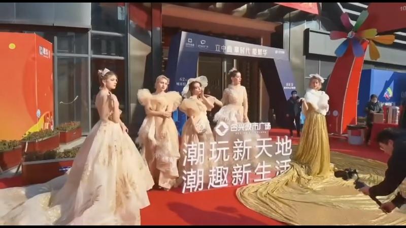 Видео от Now is good Yana Kei in China