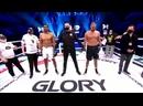 Бенни Адегбуи выживает и побеждает, нокаутировав Бадра Хари в третьем раунде! GLORY76