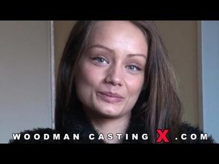 Sophie Lynx - Woodman Casting.