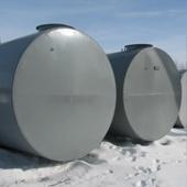 Резервуар горизонтальный одностенный РГС 75 м3