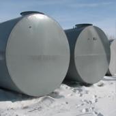 Резервуар горизонтальный двустенный РГД 20 м3