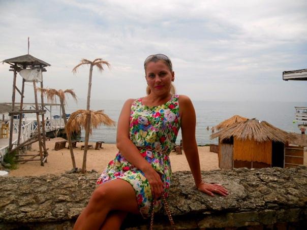 Елена Захарченко, Украина