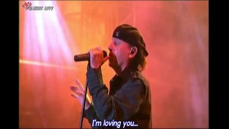 Scorpions Still loving You 1984 Subitles English