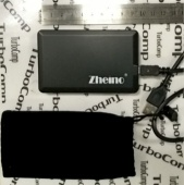 внешний HDD диск USB на 80Гб