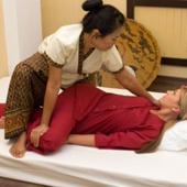 """Обучающий курс """"Тайский йога-массаж"""""""