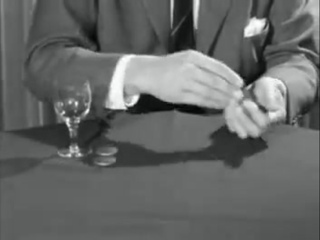 Fred Kaps - Coins Through Table