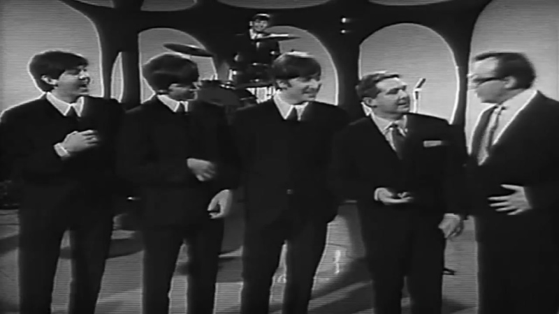The Beatles Moonlight Bay Morecambe and Wise show December 1963