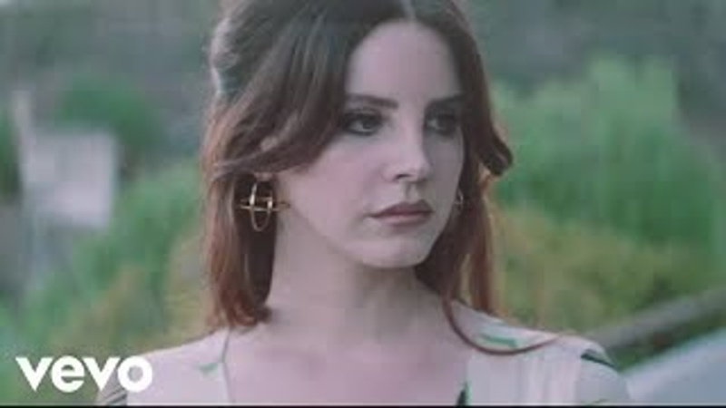 Lana Del Rey White Mustang Official Music Video 2017