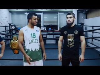 FIGHT CLUB AKHMAT kullancsndan video