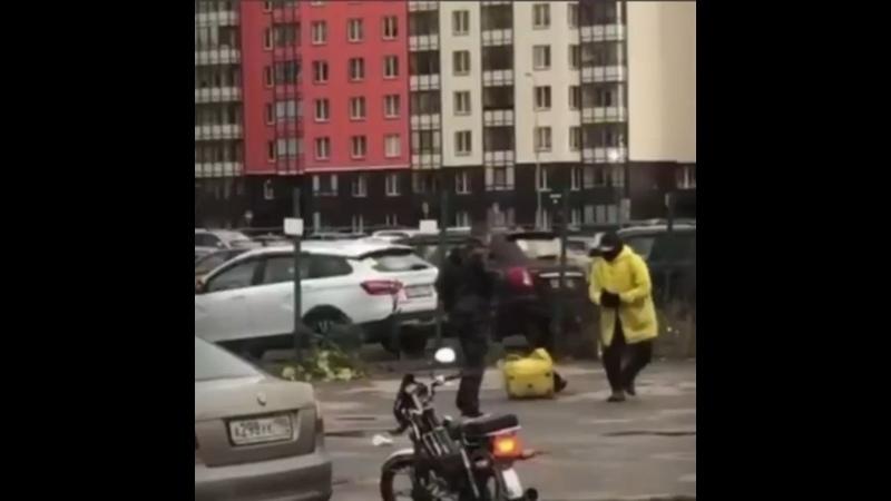 Видео от Петербург с огоньком Новости и афиша Питера