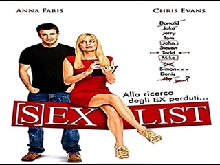 (S)ex list (2011) Ita Full HD
