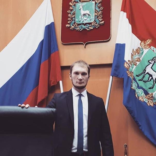 Юрий Кислов стал новым депутатом Думы Сызрани. Мол...