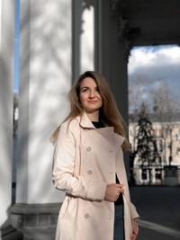 Марина Орехова