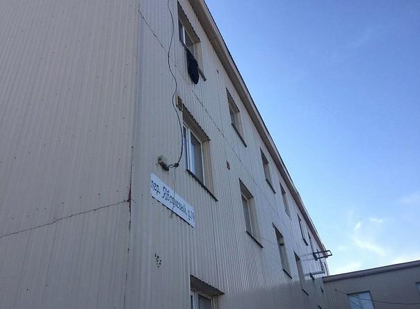 В Улан-Удэ общежитие, в котором постоянно происход...