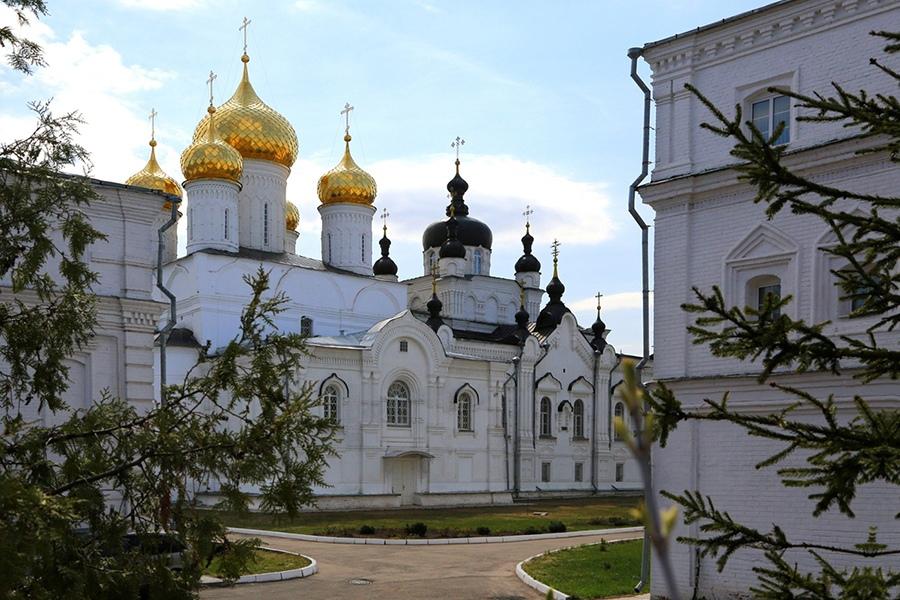 Кострома. Городские экскурсии